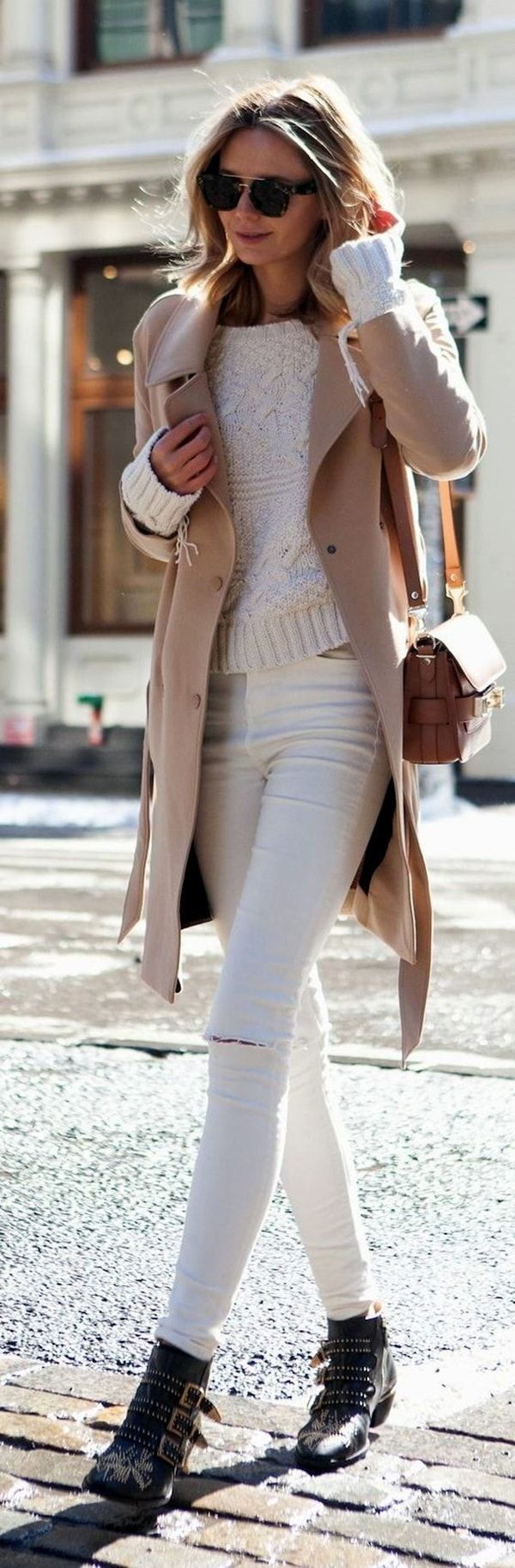 24 Dressy Winter Outfits You'll Want to Try