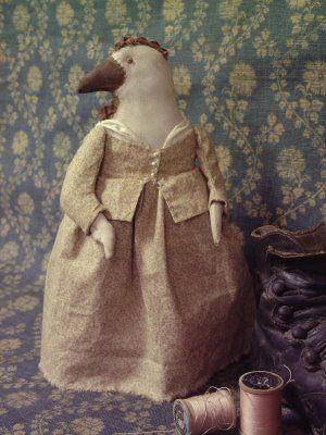 Mrs. Bennet from my Jane Austin/Regency inspired work.