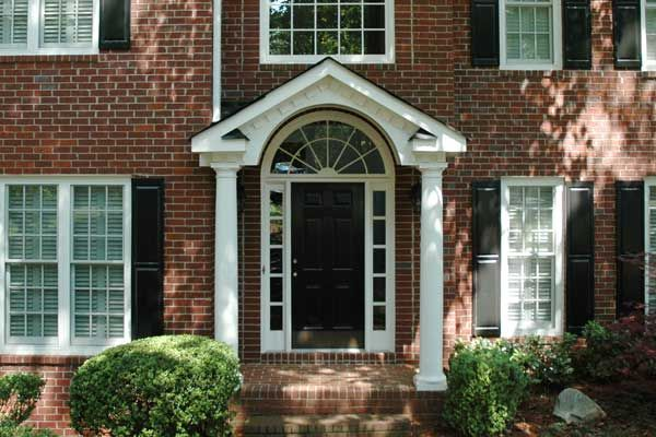 Front Portico Gabled Roof Porch Forward Front Portico Google Search