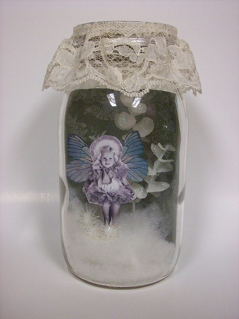 Captured Winter Fairy - Emily by cedarjunction, via Flickr