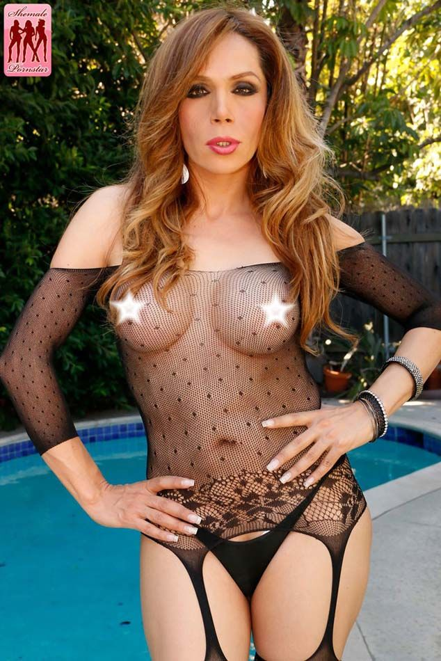 Transexuals Wearing Lingerie 24