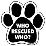 who rescued who?.