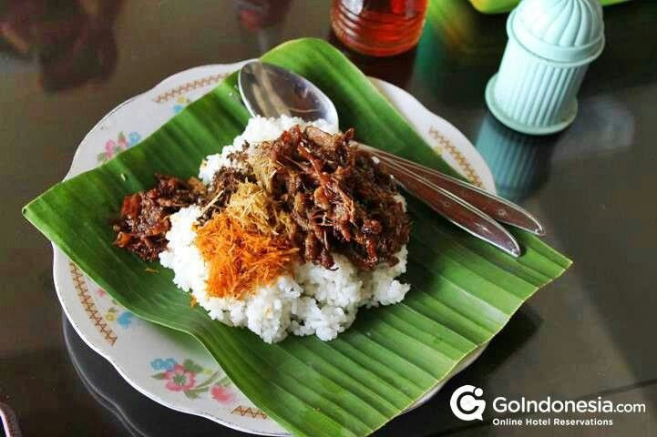 Nasi Krawu, Gresik, East Java