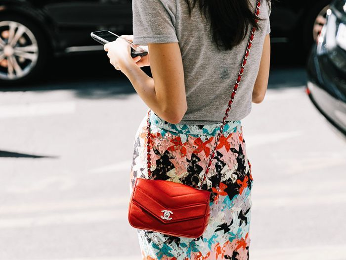 Where We Shop When We're Not Online via @WhoWhatWear