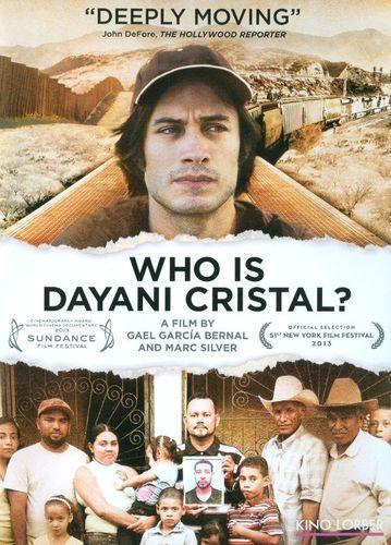Who Is Dayani Cristal [DVD] [2013]
