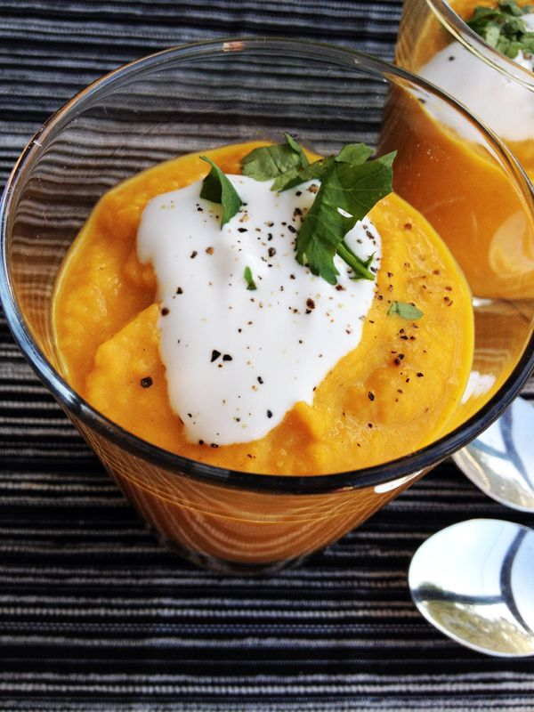 25+ best Carrot Ginger Soup ideas on Pinterest | Carrot ...