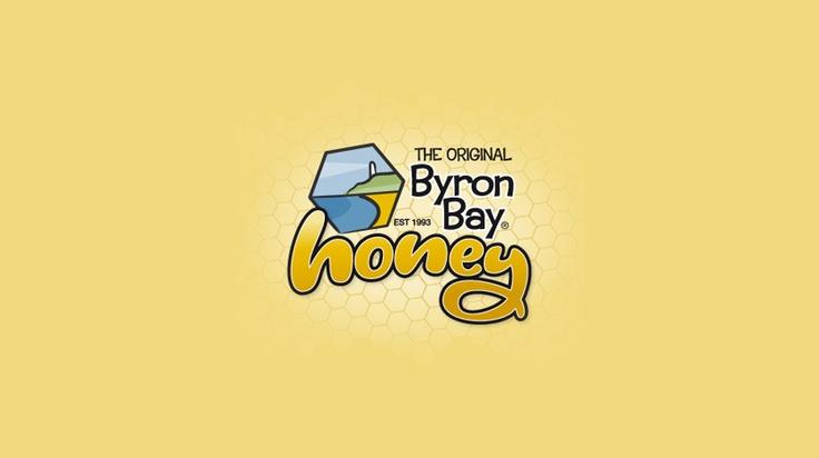 Byron Bay Honey | Logo