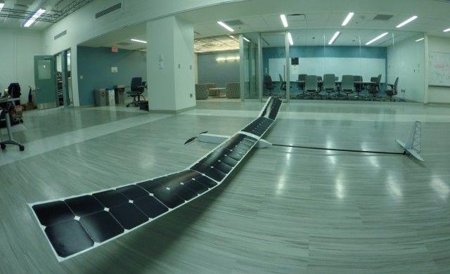 Mola: La Universidad de Minnesota desarrolla el UAV solar mas pequeño del mundo