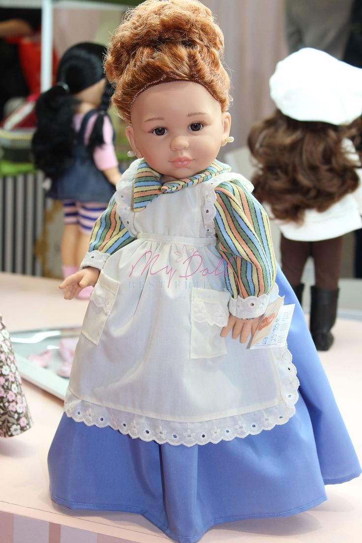 My Doll Best Friend  Soy Tu Dolores 42cm Doll (In Blue) Quality children's play dolls and exclusive collectors' dolls online.