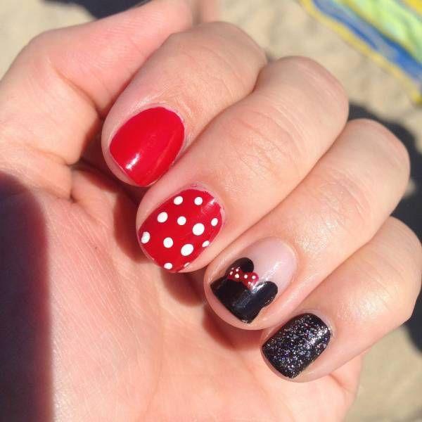 Cool Nail Art Designs Simple Small 1 Week Nail Polish Shaped Nail Art For Round Nails Nail Art I Old What Is A Top Coat Nail Polish SoftEssie Nail Polish Nz 1000  Ideas About Minnie Mouse Nail Art On Pinterest | Disney ..