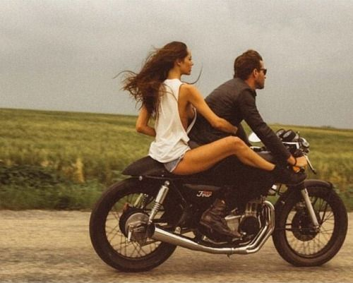 Motorcycle Lifestyle Meditations