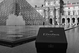 Your Lovebox au Louvre