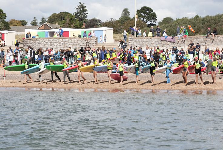 Don't miss the Surf Life Saving GB Ocean Championships, Exmouth, 26-29 Aug! See @surflifesaving for more... #Exmouth