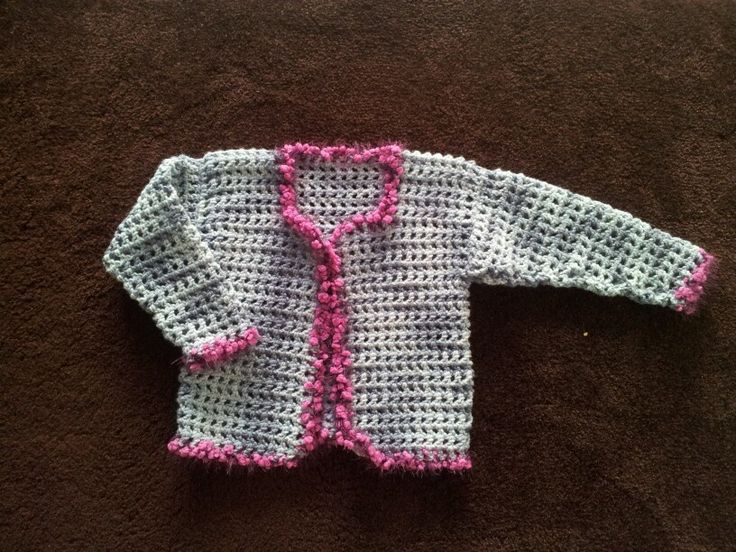 My very first crochet project...for my little girl... <3