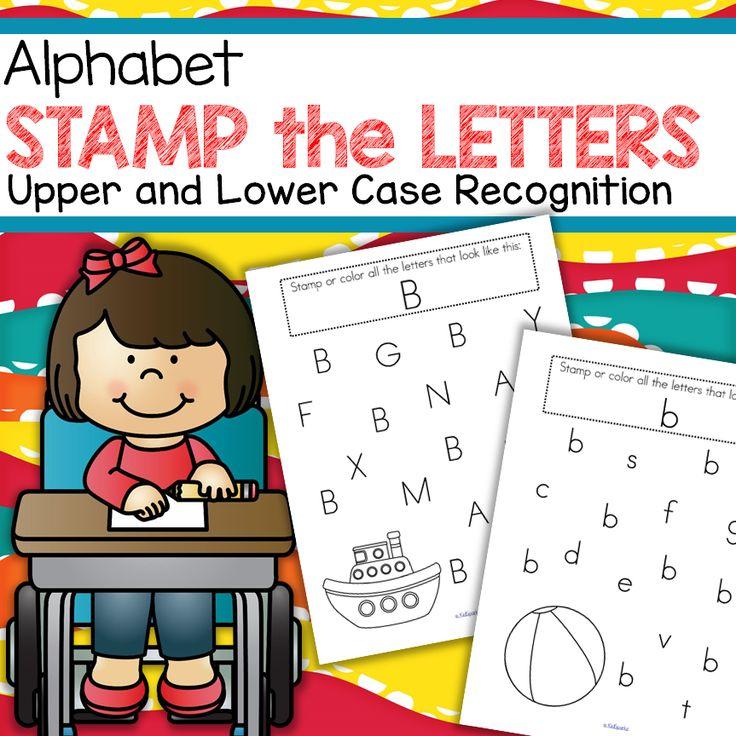 351 Best Preschool Printables Images On Pinterest