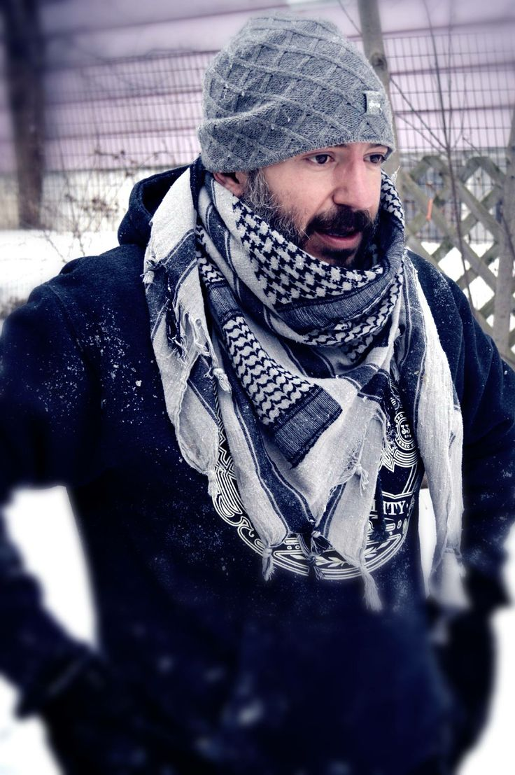 To acquire Wear how to shemagh scarf picture trends