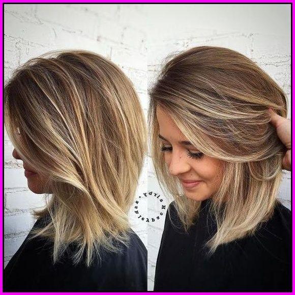 Die 10 Besten Mittellang Blonde Frisuren Schulterlang Haar Ideen