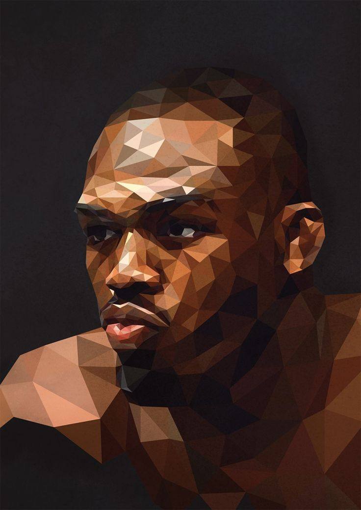 Jon 'Bones' Jones. The youngest Champion In UFC History by Miles Monaghan