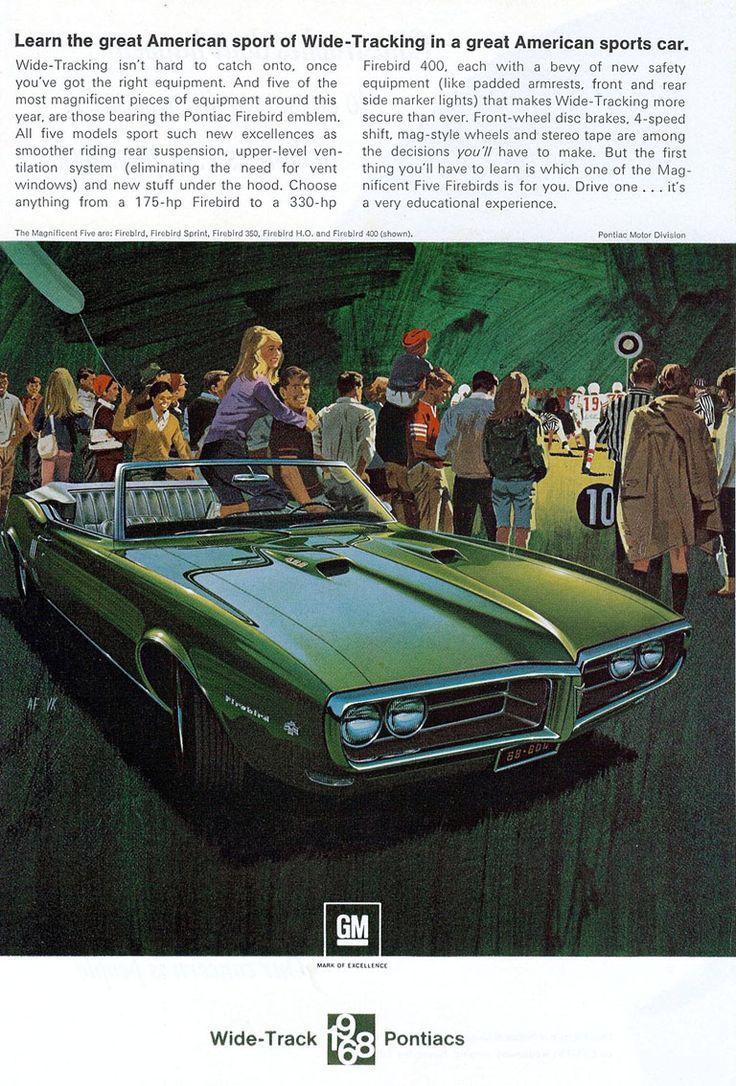 Pontiac 1968 firebird