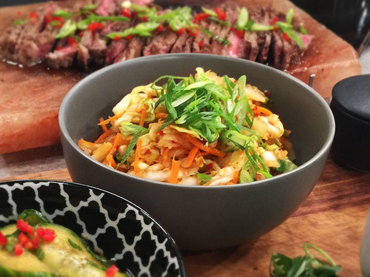 Kimchi express   Recept från Köket.se