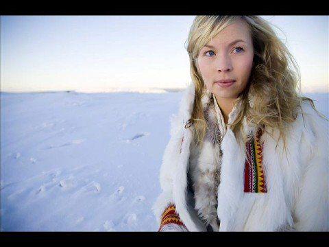 "Sami singer Sofia Jannok ""Liekkas"". Sofia sings with the voice of an angel!"