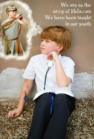Book of Mormon baptism invitation
