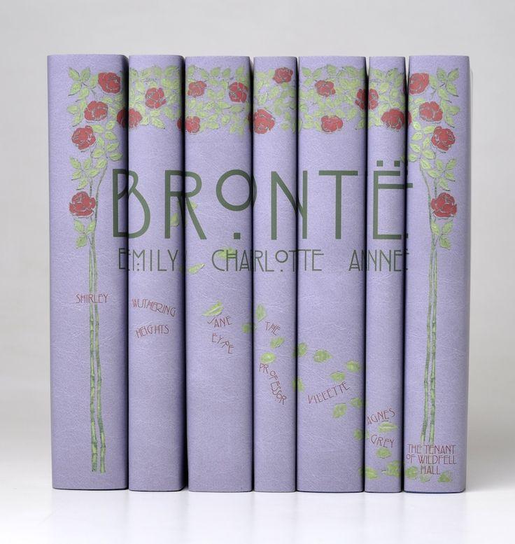 Brontë Sisters Purple