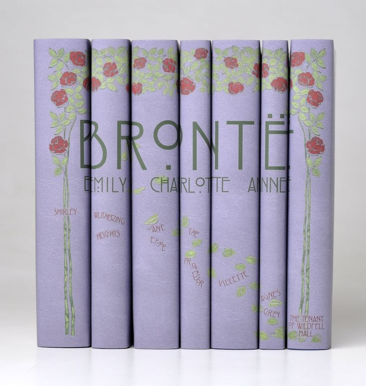Brontë Sisters Purple