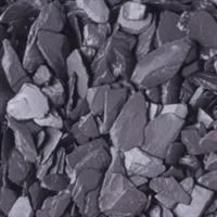 Blue Slate 20mm Gravel 1m sq bulk bag (Approx 875kg)
