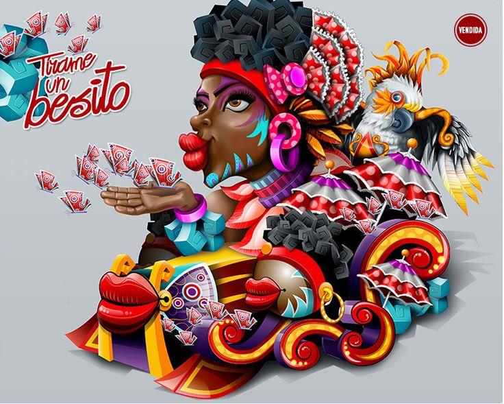 Vuela con #EasyFly al #CarnavalDeBarranquilla aquí www.easyfly.com.co/Vuelos/Tiquetes/vuelos-desde-barranquilla