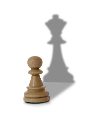 Promotion (Chess) is a chess rule that a pawn that reaches its eighth rank is immediately changed into the player's choice of a queen, knight, rook, or bishop of the same color. | 升變,是西洋棋中的一種特殊著法,指兵到達最底一橫行時,可變成后、城堡、騎士、主教的其中一種。在一些變體中,容許變成國王甚至是對方的棋子。 | Pinned Time: 20140915 09:57, Taipei Time | #Concept #概念