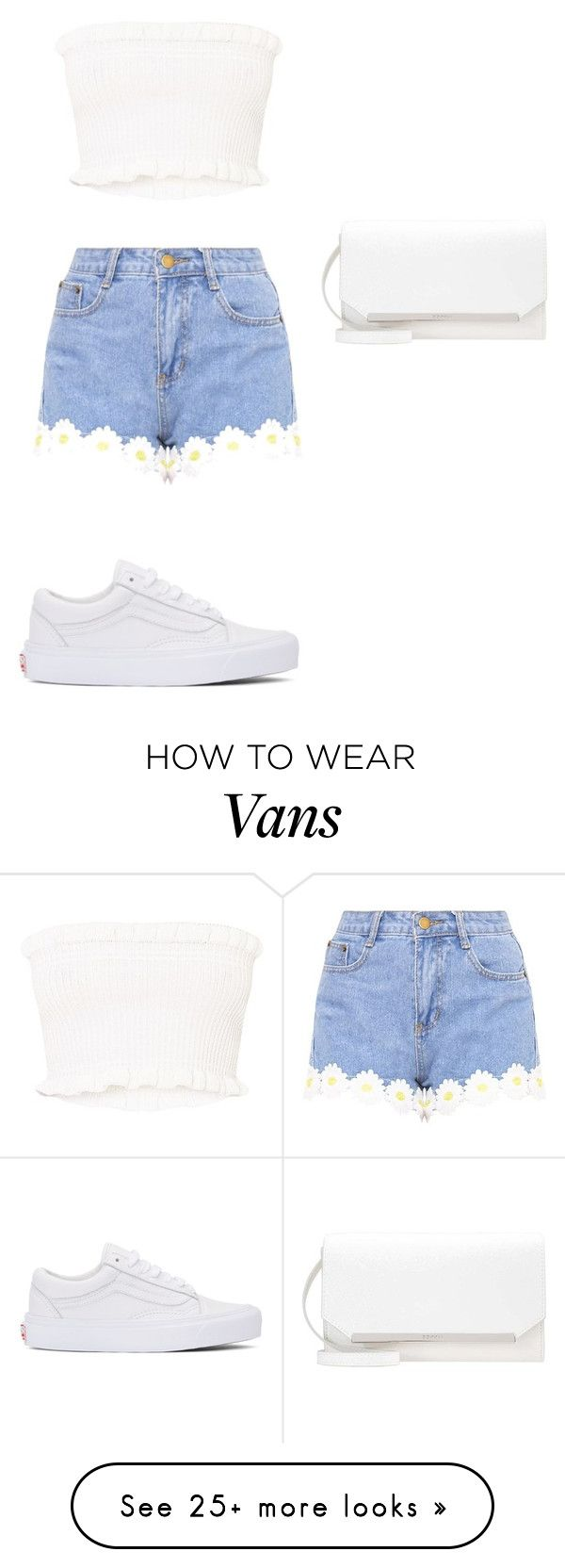"""""""Däisy"""" by lolitsbrit on Polyvore featuring Vans"""