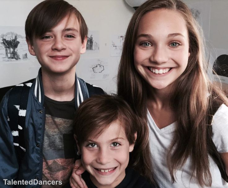 Maddie is casted in a movie! It's called The Book of Henry