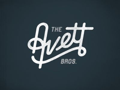 Great Typographic Designs by Chaz Russo