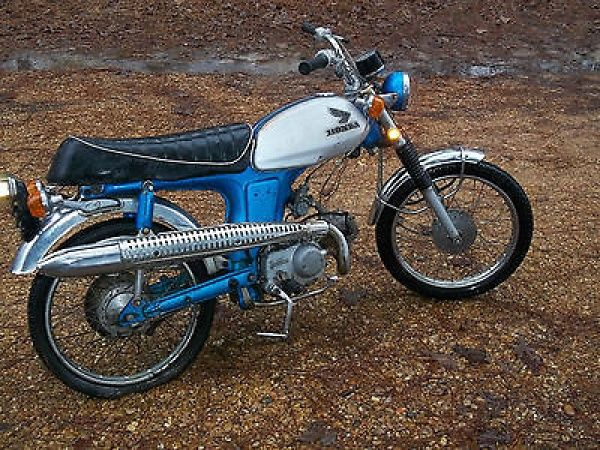 17 best images about motorcycles triumph 650 1970 honda cl 70 classic barn no title ms w bill of