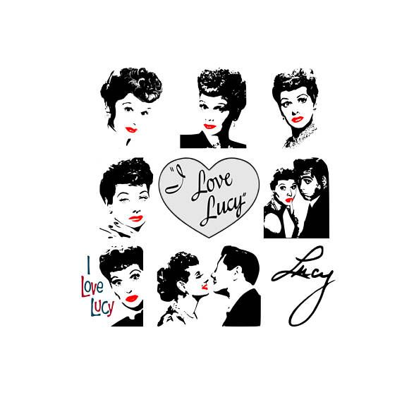 Download This item is unavailable | I love lucy, Decal transfer ...