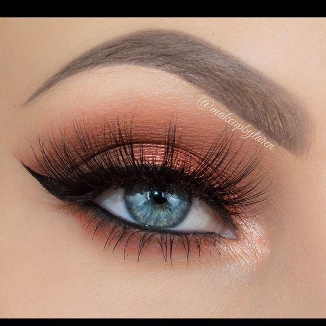 Inspirational eye makeup lookPerfection! #imgonnabeaverybrokegirlforever