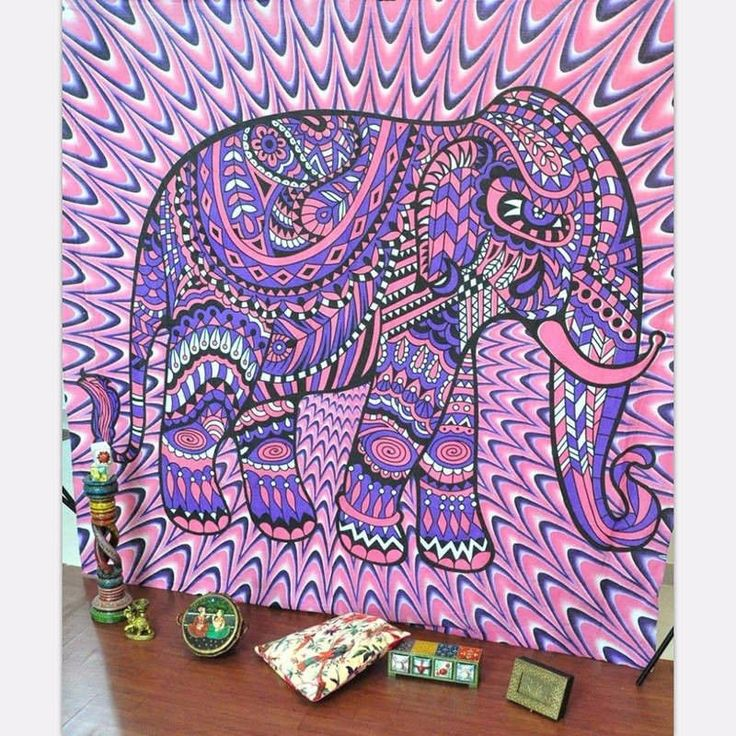 Decorate any wall in your home with an elegant Bohemian tapestry. This wonderful piece is a great way to add color to your bed, ceiling, and, of course, walls. Use this amazing piece of unique artwork