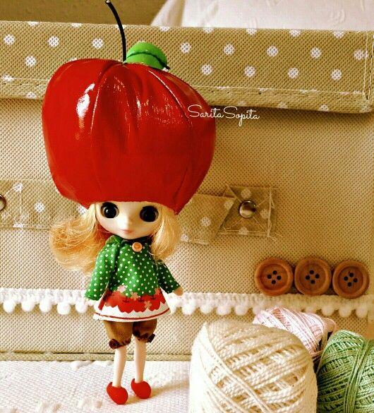 My petit apple
