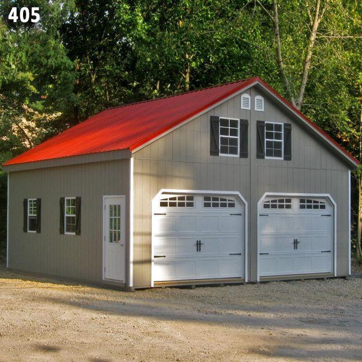 1000 ideas about garage construction on pinterest 3 car for Garage construction ideas