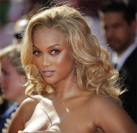 dark olive skin, blonde hair: Hair Ideas, Dark Skin ...