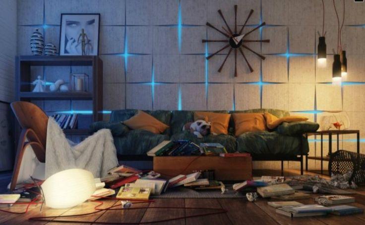 Τα Μυστικά της Τεμπέλας: Καθαρό Καθιστικό σε 15 λεπτά!