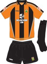 Barnet FC Football Kits Home Kit 2004-2005