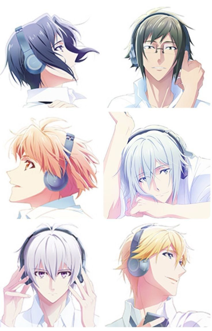 Pin By Ariria On Idolish7 Anime Boy Anime Chibi