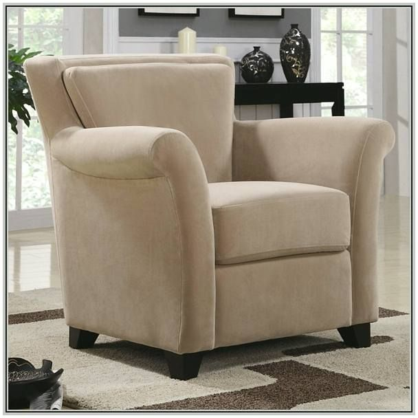 Old Fashion Accent Chairs With Arms For Vintage House , See How The Small  Accent