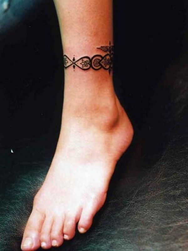 49 best images about tattoos and cool stuff on pinterest for Ankle tattoos on men