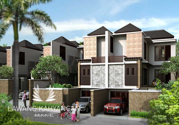 holiday and living in Bali..from IDR 2,3m with basement and private pool..