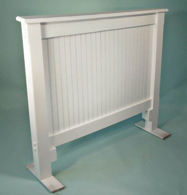Beadboard Headboard Cottage Standard Twin