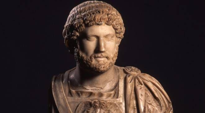 Adriano, emperador romano nacido en Hispania #Historia