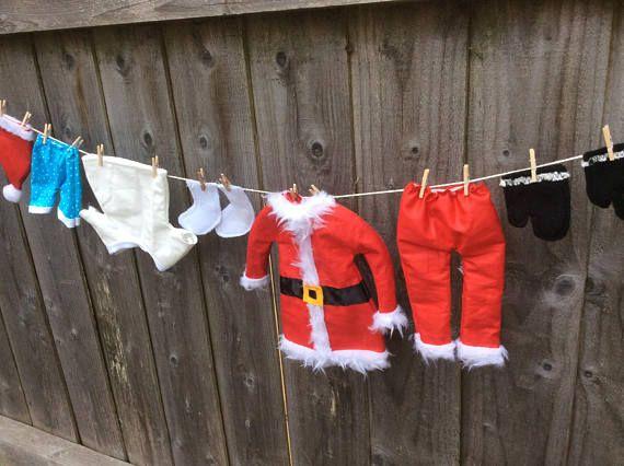Christmas bunting Christmas decoration Christmas garland
